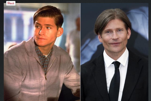 Crispin Glover jako George McFly