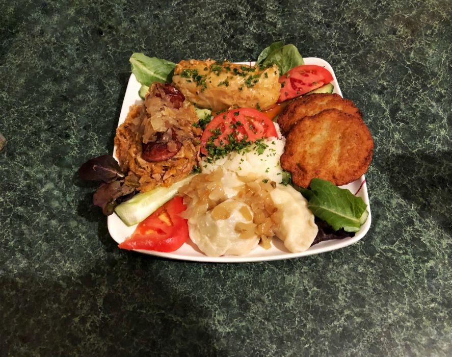 Polska Kuchnia W Pyzie