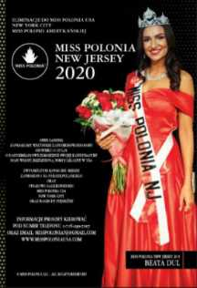Miss Polonia New Jersey