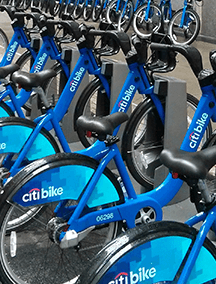 Citibike w Jersey City