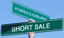 Short sale vs. Foreclosure