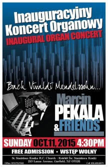 Marcin Pekala & Friends in Concert
